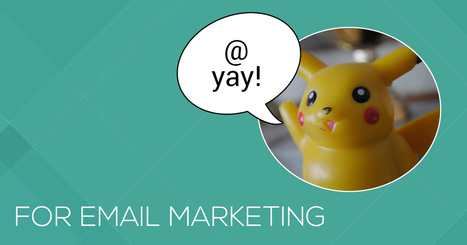 Lessons from Pokemon: How to Segment Your Contact List for E-Marketing | Social Media | Scoop.it