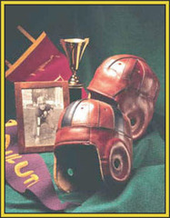Past Time Sports: History of the Football Helmet   Early day football helmets   Scoop.it