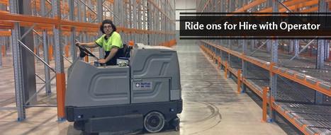 Hard Floor, Concrete Floor & High Pressure Cleaning Adelaide | Industrial Cleaning Adelaide | Scoop.it