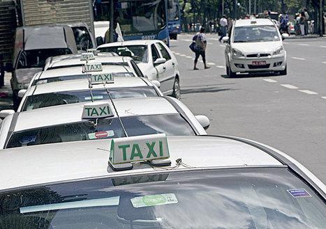 Turista receberá 'mimos' nos táxis  de Belo Horizonte | Belo Horizonte | Scoop.it