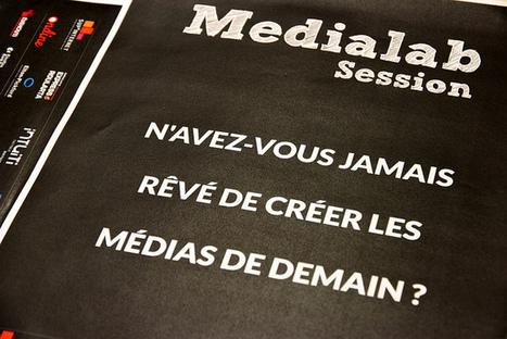 Inventer le media de demain à la Medialab Session | Knowtex Blog | Cabinet de curiosités numériques | Scoop.it