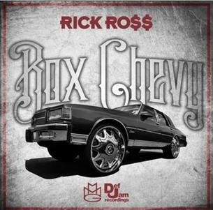 Rick Ross parle de voitures - Box Chevy | Rap , RNB , culture urbaine et buzz | Scoop.it
