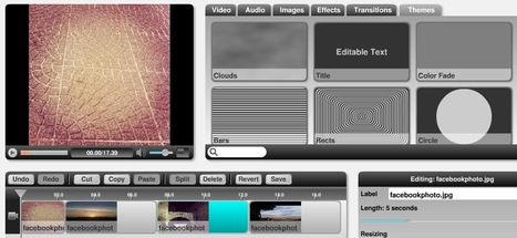Free Collaborative Video Editing with Memplai.com | Docentes y TIC (Teachers and ICT) | Scoop.it