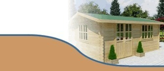 Cheap log cabins for the garden.Special offer log cabins always available.UK | Garden Adventure Ltd | Scoop.it