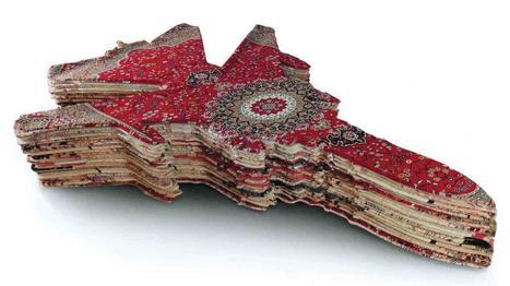 "Farhad Moshiri: ""Flying Carpet"" | VIM | Scoop.it"
