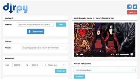 4 servicios online para crear ringtones a partir de videos de YouTube | Herramientas digitales | Scoop.it