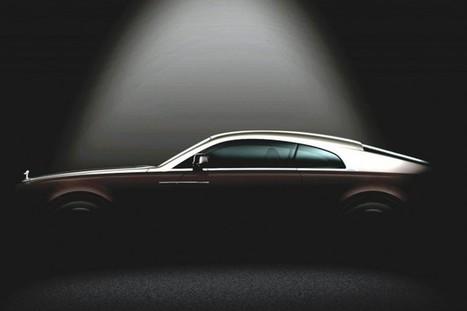 La Rolls-Royce Wraith si scopre sul mini sito | JIMIPARADISE! | Scoop.it