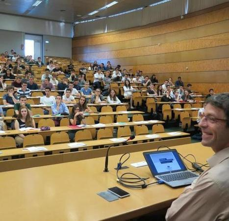 Pourquoi l'université de Poitiers est-elle attractive ? | Espace Mendes France, Poitiers | Scoop.it