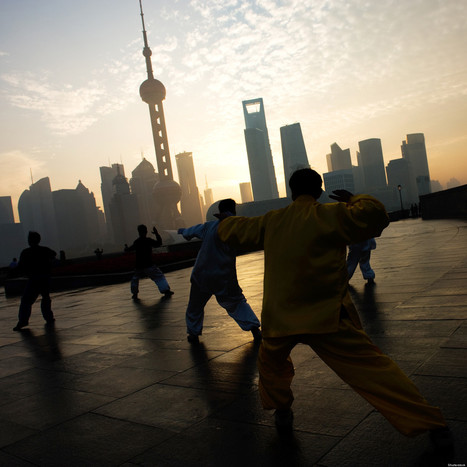 Qi Gong Could Improve Breast Cancer Patients' Quality Of Life - Huffington Post | Wild Goose Qigong | Scoop.it