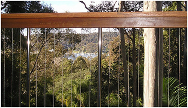 SENTREL: Stainless Steel Cable Wire Balustrades | Advantages of Steel Pool Fencing | Scoop.it