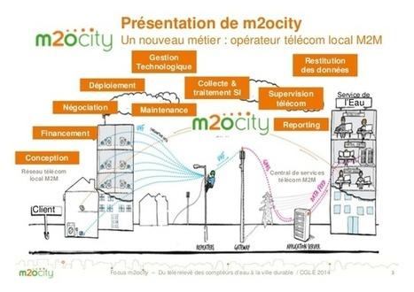 m2ocity rejoint (enfin) la LoRa Alliance | Ville de demain | Scoop.it