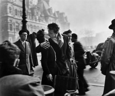 """Embrassez- Moi"" #poetry #photography #Doisneau #napowrimo | LiteratureCraze | Scoop.it"