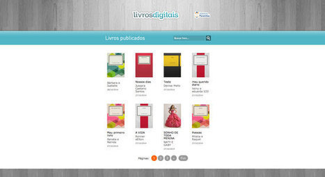 4 ferramentas gratuitas para fazer e-books | Biblioteca | Scoop.it