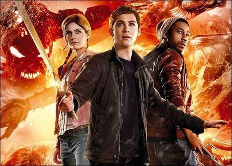 Review; Percy Jackson – Sea Of Monsters | Jam Magazine | Movie and Book Review | Scoop.it