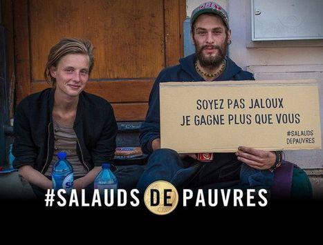 #SALAUDSDEPAUVRES | Bureau de curiosités | Scoop.it