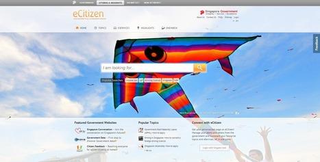 Gouvernements en ligne : Singapour toujours première | OpenGov | Scoop.it