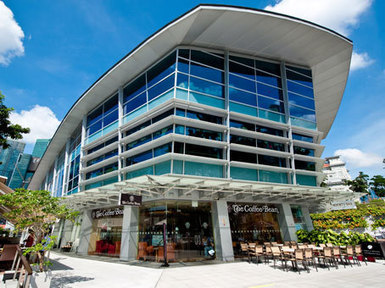 One Fullerton Singapore | Singapore Office | Scoop.it