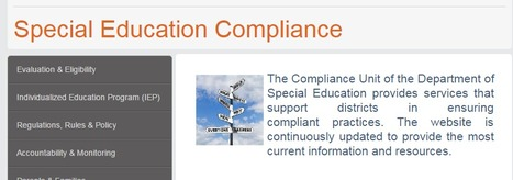 Oakland Schools - Special Education Compliance | SEL, Common Core & Goals | Scoop.it