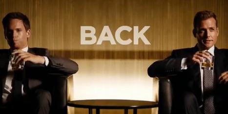 Les séries américaines de retour en Janvier... | Vie des medias... | Scoop.it