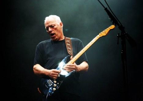 David Gilmour annuncia due date in Italia | Music & Art | Scoop.it