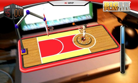 Top 3 Augmented Reality Spiele auf Android « TBLT.DE | Augmented Reality und Spiele | Scoop.it