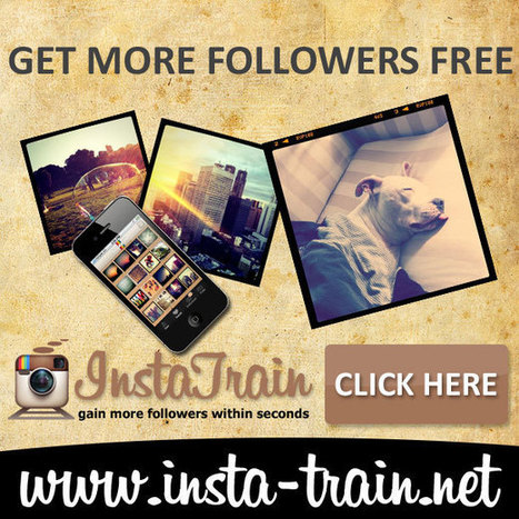 Instatrain   How to Get More Instagram Followers   get more instagram followers   Scoop.it