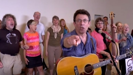 Federal scientist put on leave over Harperman protest song | Sustain Our Earth | Scoop.it