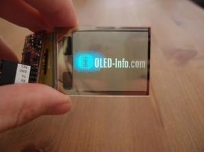 Transparent OLED technology | Vidrio | Scoop.it