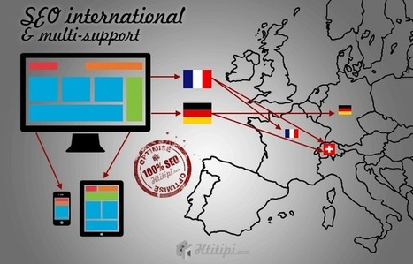SEO international : quand rel alternate, hreflang et canonical cohabitent... | Entrepreneurs du Web | Scoop.it