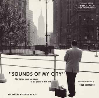 Dans les rues - Tony Schwartz, | DESARTSONNANTS - CRÉATION SONORE ET ENVIRONNEMENT - ENVIRONMENTAL SOUND ART - PAYSAGES ET ECOLOGIE SONORE | Scoop.it