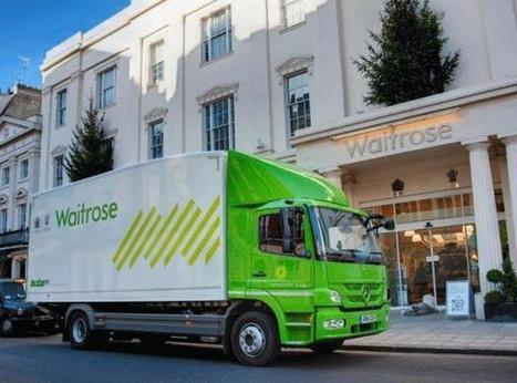 Waitrose organic food sales on the rise | The Barley Mow | Scoop.it