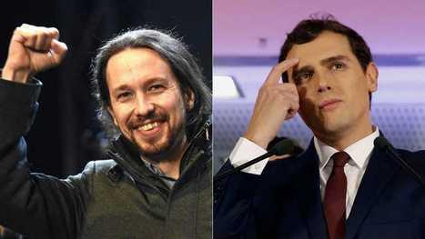 Elecciones generales 2015 - Podemos y Ciudadanos, una emergencia desigual | Memorias de Orfeo | Scoop.it
