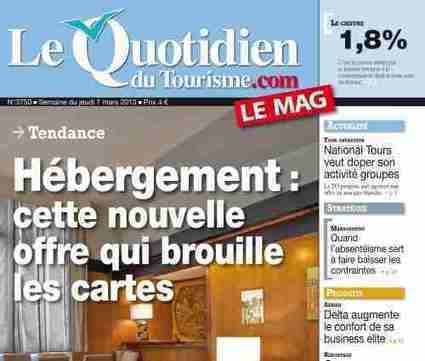 Chute spectaculaire de l'attractivité touristique de la France - Destination sur Le Quotidien du Tourisme   France attractive - france.fr   Scoop.it