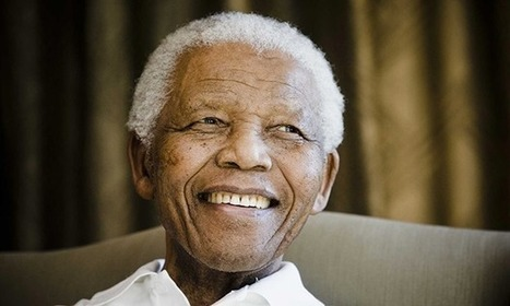 Nelson Mandela, former South African president, dies aged 95 | Significant thinkers - their ideas and theories | Scoop.it