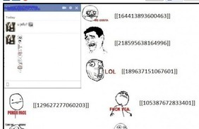 How To Make Rage Faces on Facebook Chat | All Holler | Scoop.it