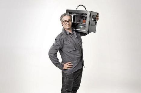 The Man Behind MakerBot on Finding the Stories That Build Your Brand | Small Business On The Web | Scoop.it