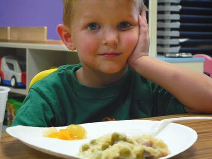 Get the Family style Dining meal for the kids at The Bright Start Academy | Bright Start Academy | Scoop.it