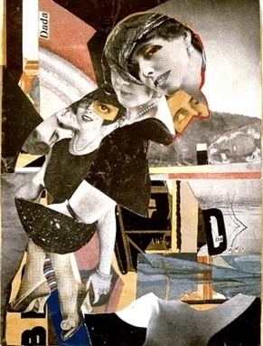 Hannah Hoch | Feminist Art Archive | collage | Scoop.it
