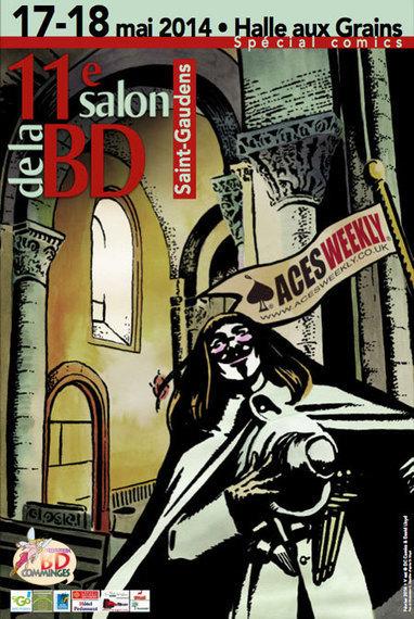 Bande dessinée - Salon Saint-Gaudens - BD   bd   Scoop.it