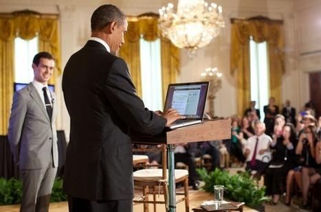 Les politiques sur Twitter | Les contenus en ligne | Scoop.it