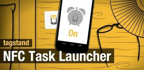 NFC Task Launcher - Applications Android sur Google Play | Android Apps | Scoop.it