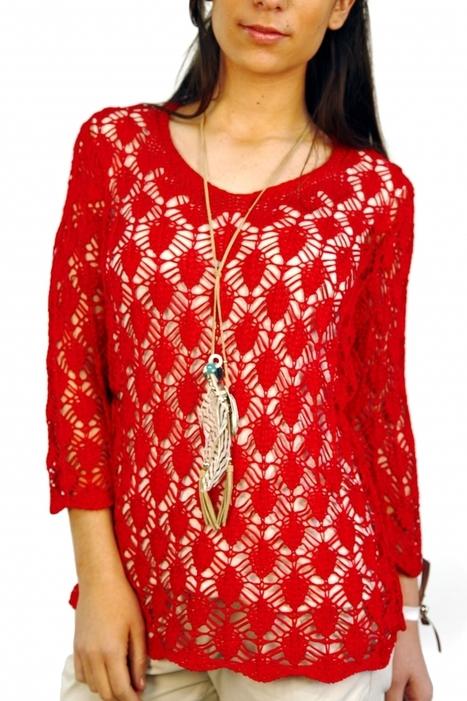 Pulls femme tendance en laine pas cher | Fanela | Pull Femme | Scoop.it