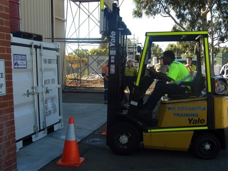 Forklift Training in Perth – Get Work on a Construction Site | leonatson - Links | Scoop.it