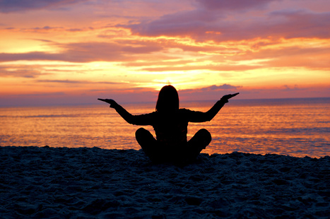 Get Grounded, Get Real: Guided Visualization As a Key to Becoming Centered | Cancer Survivorship | Scoop.it
