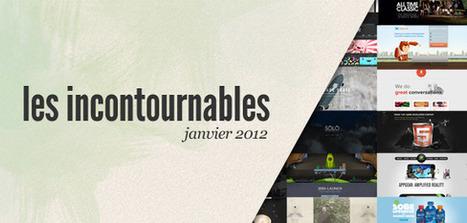 Les sites web incontournables (janvier 2012) | CRAW | Scoop.it