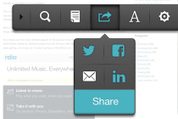 Brow.si wants to make mobile websites behave like native apps | App-Centric Web | Scoop.it