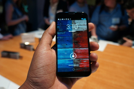 Google's Moto X innovations are leaving Apple behind, says ABI Research | An Eye on New Media | Scoop.it
