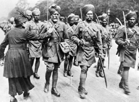 Indians in First World War: Story in Photos   history   Scoop.it