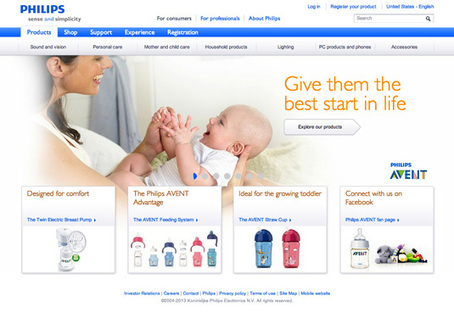 5 big brands with brilliant ecommerce websites | Online Store Updates | Scoop.it