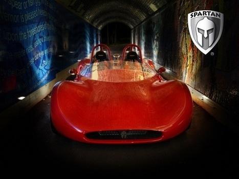 Ducati Powered Spartan Track Car | development of personal fitness | Scoop.it